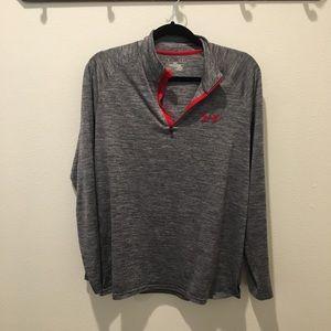Men's Under Armour Quarter Zip Up Pullover